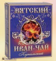 """Иван-чай Вятский """"Купальский"""" гранулированный без добавок 100 г"""