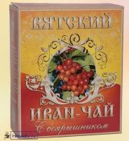 """Иван-чай Вятский """"С Боярышником"""" гранулированный 100 г"""