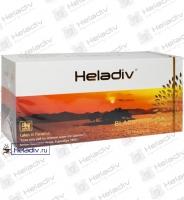 """Чай Heladiv """"BLACK TEA Standart"""" чёрный высокогорный 25 пакетов x 2 г"""