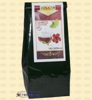 "Фито-чай ""Зелёный чай Гинкго с Каркаде"" (от Гарбузова Г. А.) 100 г"