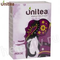 """Чай Unitea """"Pekoe"""" Цейлонский среднелистовой Пеко без добавок 100 г"""