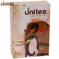 """Чай Unitea """"Super Pekoe"""" """"Золотой слон"""" чёрный Цейлонский Пеко без добавок"""