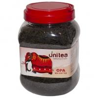 """Чай Unitea """"OPA Big Leaf Tea"""" OPA чёрный Цейлонский крупнолистовой без добавок 500 г"""