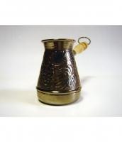 Турка медная для кофе - Станица - 120 мл (МД)