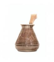 Турка медная для кофе - Станица - 200 мл (МД)