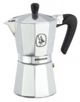 """Гейзерная кофеварка Bialetti """"Sprint"""" на 3 чашки"""