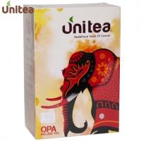 """Чай UNITEA """"OPA"""" чёрный элитный крупнолистовой Цейлонский"""