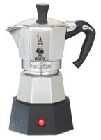 "Гейзерная кофеварка Bialetti ""Moka Electric Standart"" на 3 чашки, электрическая"