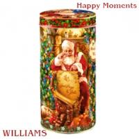 """Чай WILLIAMS """"Happy Moments"""" """"Счастливые моменты"""" чёрный Цейлонский высокогорный отборный, уп. в ж/б 125 г"""