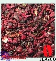 """Чай TEA-CO """"Огненная вишня"""" натуральный, фруктовый, ягодный"""