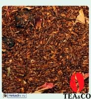 """Чай TEA-CO """"Ройбуш Вишня с Миндалем"""" элитный Африканский с вишней и миндалем"""
