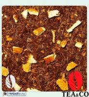 """Чай TEA-CO """"Ройбуш Цветочный"""" элитный Африканский с васильком, календулой и лимонной травой"""