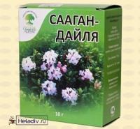 Саган Дайля Phyto&Co (Рододендрон Адамса) побеги с листом 10 г