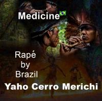 Rapé Yaho Cerro Merichi / Рапэ ЯХО - племенное лечебное (Бразилия)