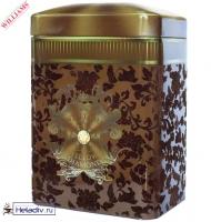 """Чай WILLIAMS """"Yellow Diamond"""" """"Желтый бриллиант"""" черный Цейлонский с ароматом фрукта Саусепа (soursop) в ж/б 150 г"""