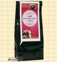 """Фито-чай """"Чёрный орех с липой"""" (от Гарбузова Г. А.) 100 г"""