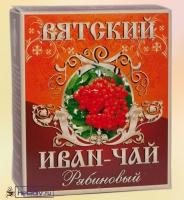"""Иван-чай Вятский """"Рябиновый"""" гранулированный 100 г"""