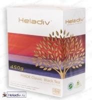 """Чай Heladiv """"Pekoe"""" (nd) чёрный среднелистовой Цейлонский Пеко в новом дизайне 450 г"""