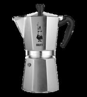 """Гейзерная кофеварка Bialetti """"Moka Express"""" классическая на 12 чашек"""