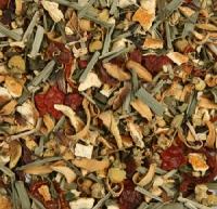 """Чай TEA-CO """"Альпийский"""" цветочно, фруктово - травяной купаж на основе ройбуша 250 г"""