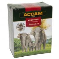 """Чай KZ """"Ассам Premium"""" """"Ассам Премиальный"""" чёрный индийский высшего сорта листовой 100 г"""