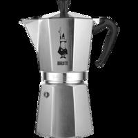 """Гейзерная кофеварка Bialetti """"Moka Express"""" классическая на 18 чашек"""