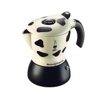 "Гейзерная кофеварка Bialetti ""MUKKA Express Maculata Spotted"" на 2 чашки"