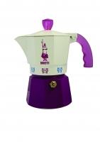 Гейзерная кофеварка Bialetti Moka Farfalle на 3 чашки