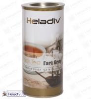 "Чай Heladiv ""Black Tea Earl Grey"" чай Цейлонский чёрный с ароматом бергамота 100 г"