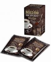 """Кофе MADEO """"Irish Cream"""" """"Ирландский крем"""" молотый для заваривания в чашке в индивидуальных пакетиках (10 шт.×10 г) 100 г"""