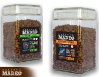Банка MADEO для хранения чая и кофе, герметичная, стеклянная