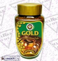 """Кофе Markk Кафе """"Голд"""" """"GOLD"""" растворимый, сублемированный 190 г"""