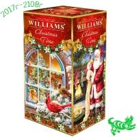 """Чай WILLIAMS """"Christmas Time"""" """"Рождественское время"""" чёрный O.P.A. Цейлонский крупнолистовой"""
