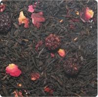 """Чай TEA-CO """"Королевский"""" чёрный цейлонский с добавками, элитный цветочно ягодный 250 г"""